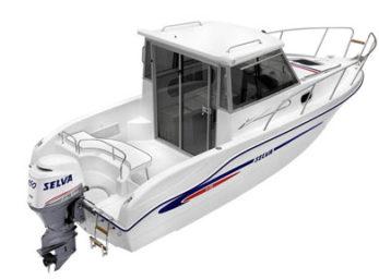 Selva Fisherman F.7.0 Cabin