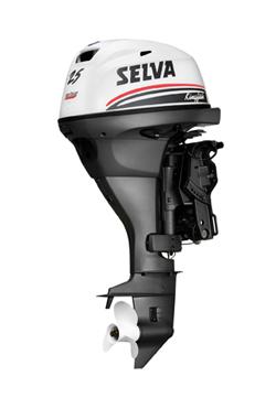 Selva Kingfish 25